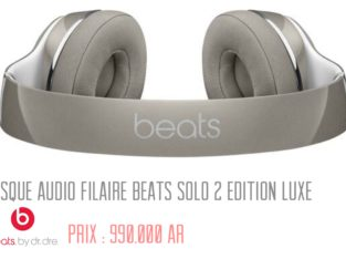 Beats Solo 2 edition Luxe